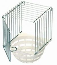Císařské hnízdo  kovové  art.56