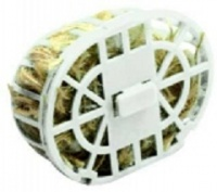 Zásobník na hnízdní materiál oválný s jutou