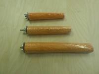 Brusné bidlo oranžové střední