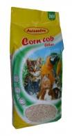 Kukuřičná podestýlka 20 l jemná