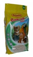 Kukuřičná podestýlka 10 l jemná