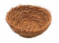 Kokosová vystýlka do hnízda 10 cm