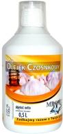 Česnekový olej 500 ml