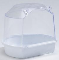 Plastová koupelna