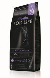 Fitmin Dog For Life Light & Senior 15 kg