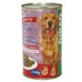 DIBAQ PET konzerva pes játra 1240g