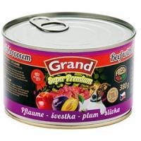 GRAND SUPER Hovězí + švestka 380g