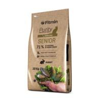 Fitmin cat Purity Senior - 1,5 kg