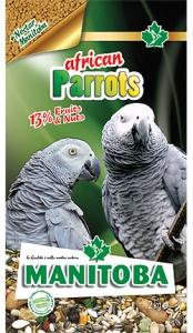Manitoba African Parrots 15 kg