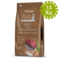 Fitmin dog Purity Rice Adult Fish&Veniso 12 kg